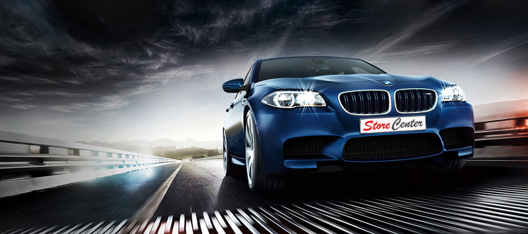 BMW-AZUL-store